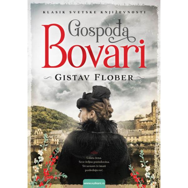 knjiga Gospođa Bovari