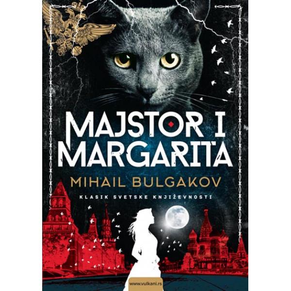 knjiga Majstor i Margarita