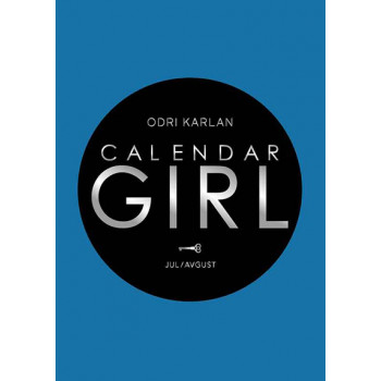 CALENDAR GIRL jul avgust
