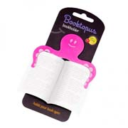Bookmarker magnetni BOOKTOPUS PINK
