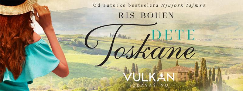 DETE TOSKANE - Ris Bouen