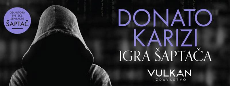 IGRA ŠAPTAČA - Donato Karizi