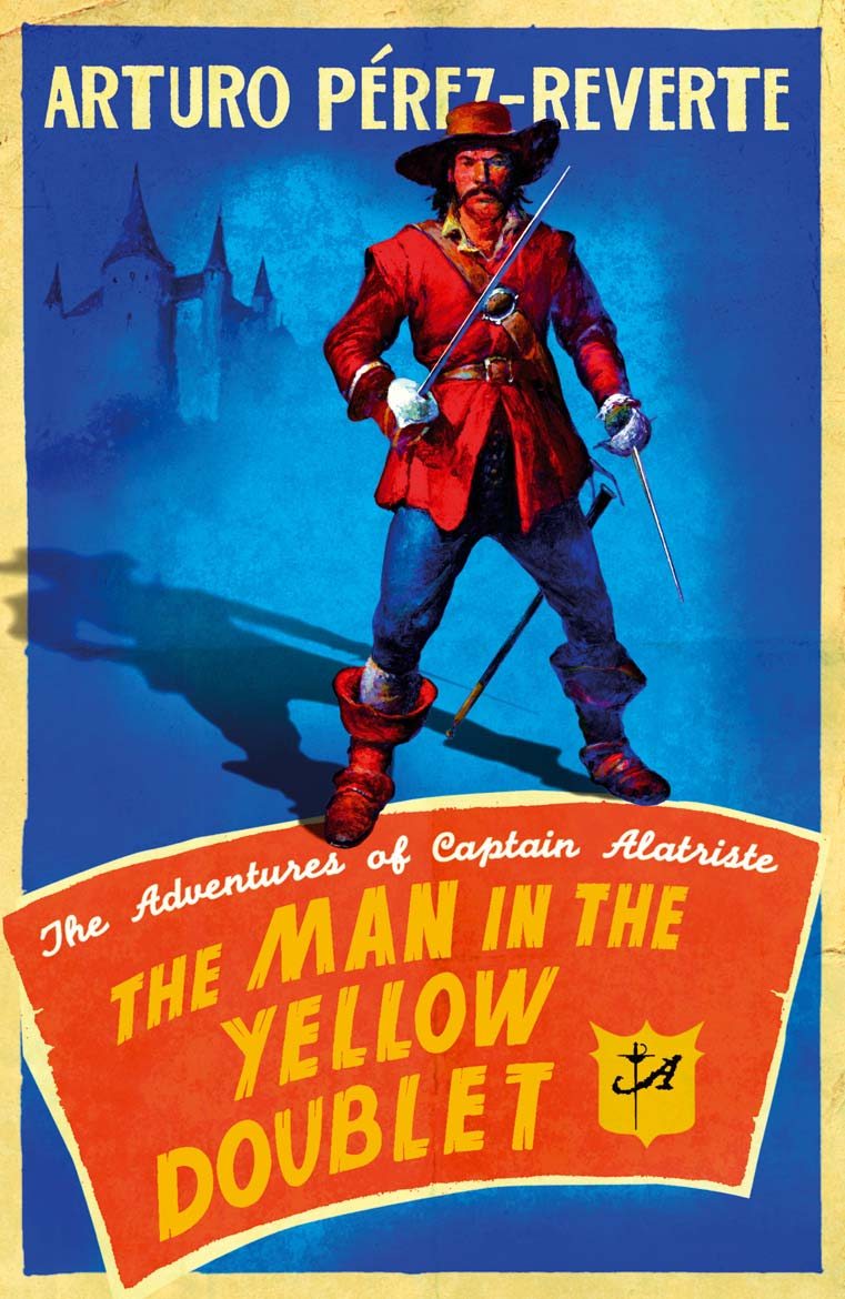 The Man In The Yellow Doublet (B)