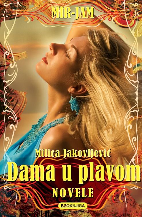 DAMA U PLAVOM Novele