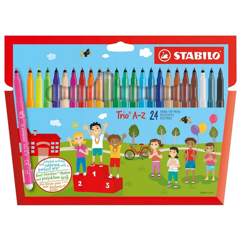 MARINA COMPANY<br /> STABILO Set od 24 flomastera
