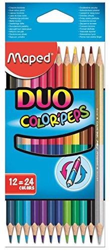 BOJICE MAPED DUO Color Peps 12/24
