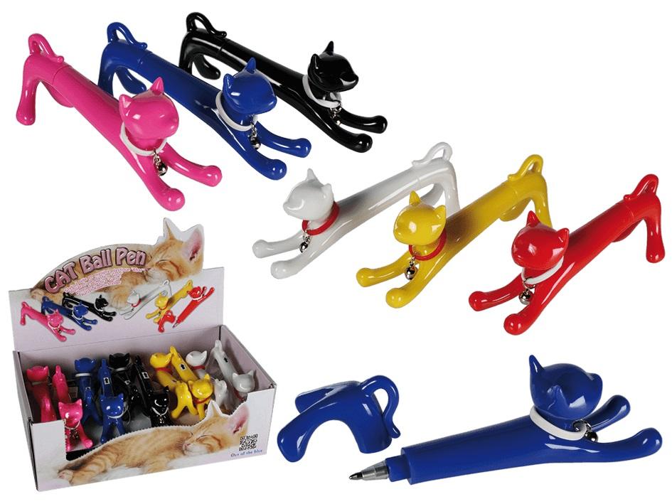 Hemijska olovka CAT (6 boja)