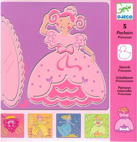Kreativni set : Princeze