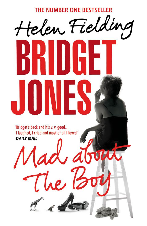 BRIDGET JONES MAD ABOUT THE BOY PB