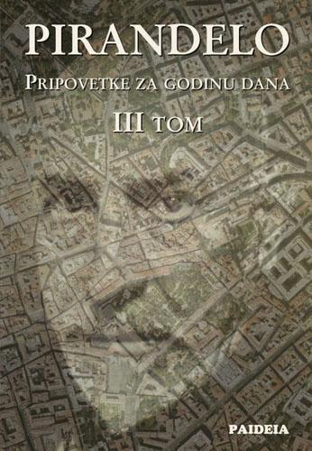 PRIPOVETKE ZA GODINU DANA III tom