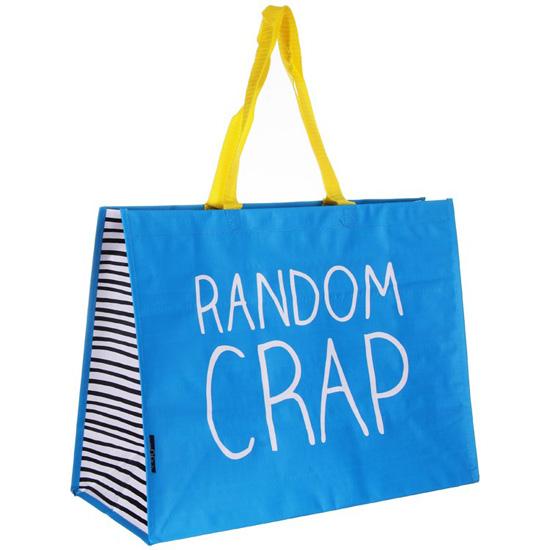Torba za kupovinu RANDOM CRAP (M)