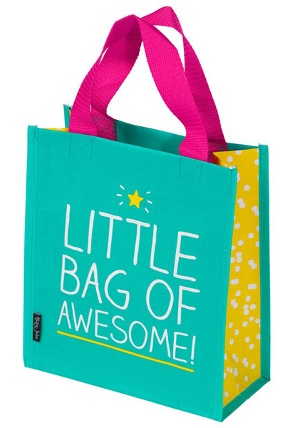 LITTLE BAG OF AWESOME HADDY TOTE