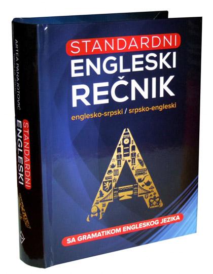 STANDARDNI ENGLESKI REČNIK