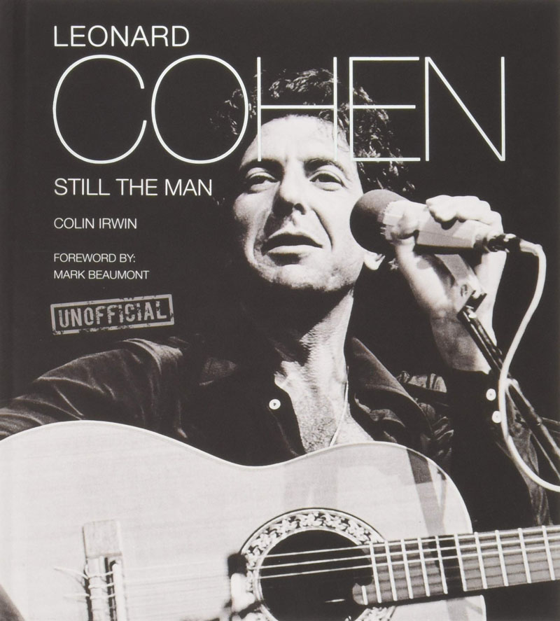 LEONARD COHEN STILL THE MAN