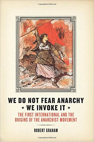 WE DO NOT FEAR ANARCHY