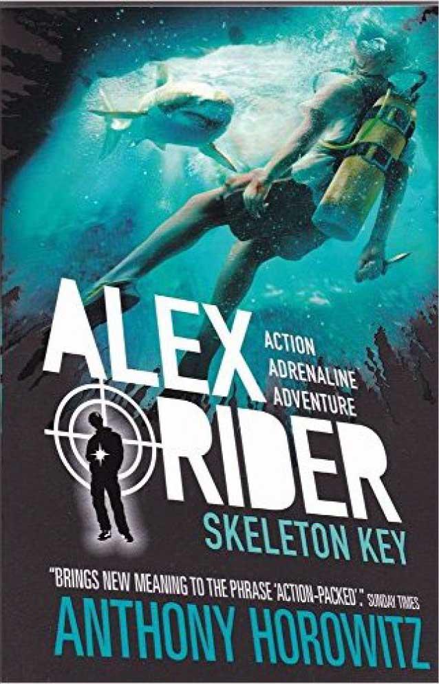 ALEX RIDER SKELETON KEY