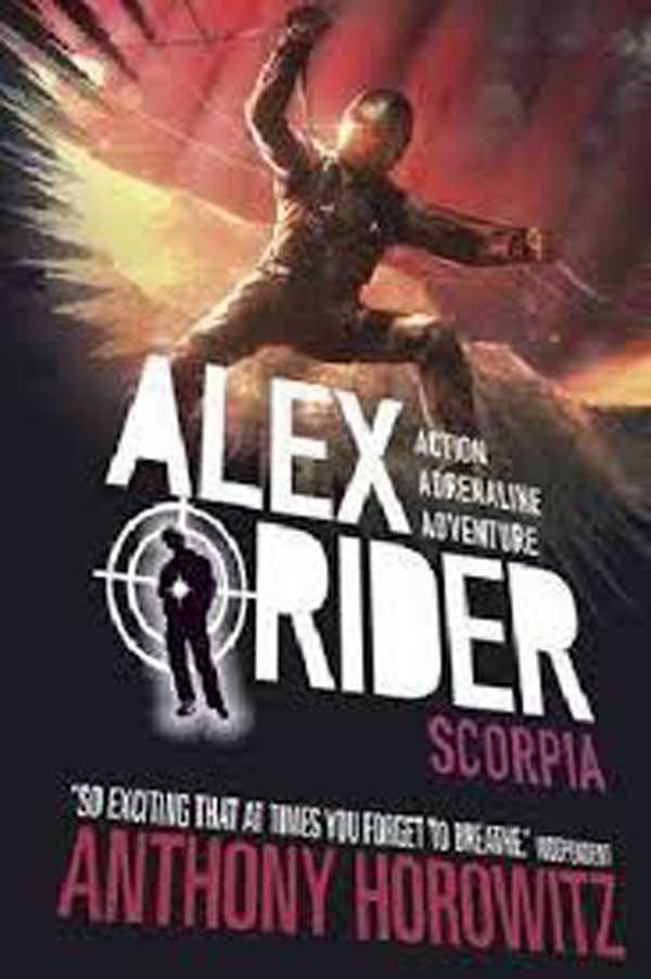 ALEX RIDER SCORPIA