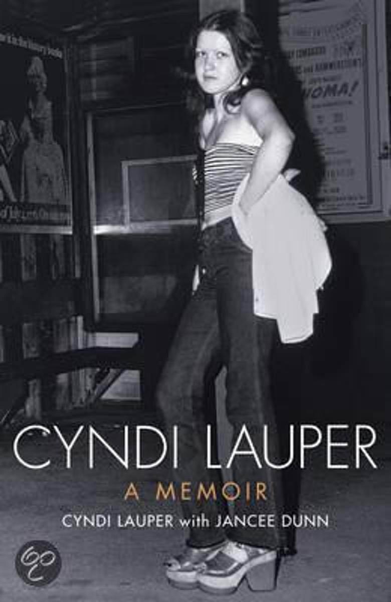 CINDY LAUPER MEMOIR