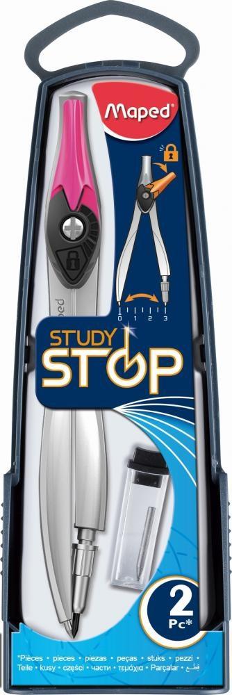 MAPED šestar STUDY STOP