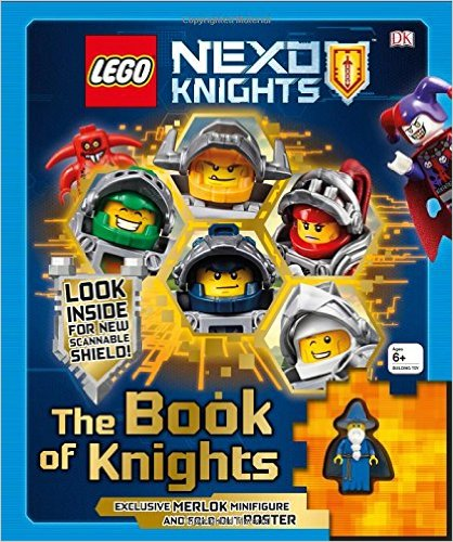 LEGO NEXO KNIGHTS The Book of Knights