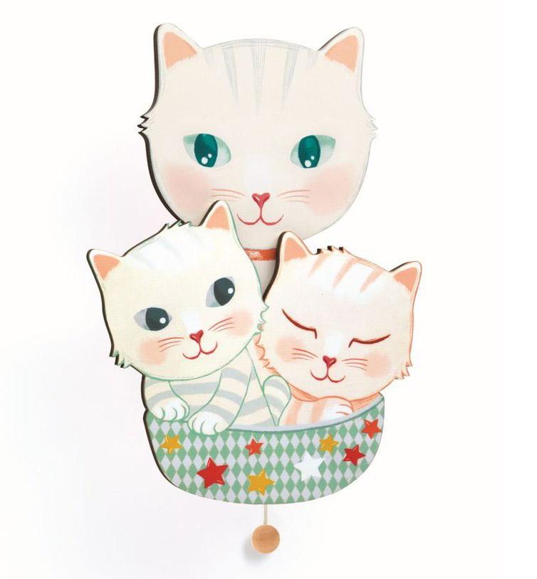 Zidna muzička kutija CATS