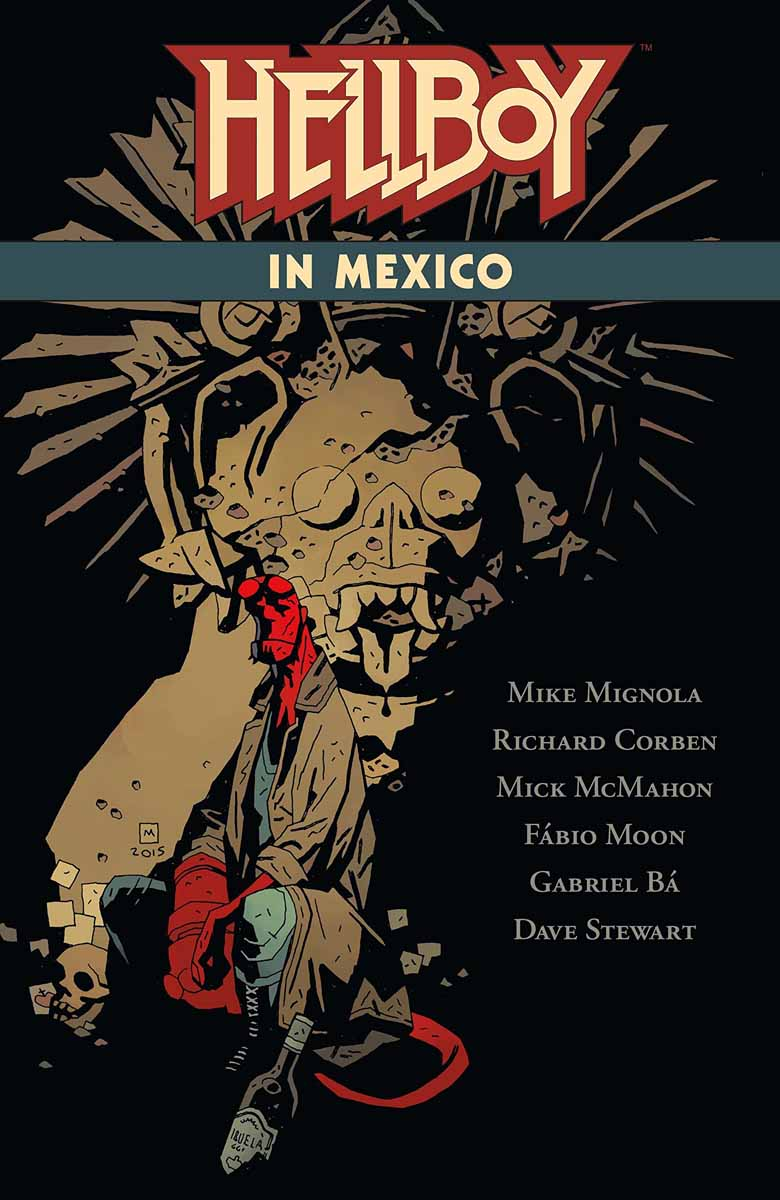 HELLBOY IN MEXICO TPB