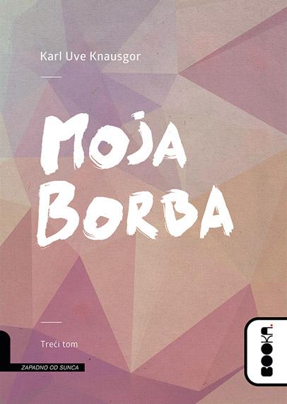 MOJA BORBA III tom