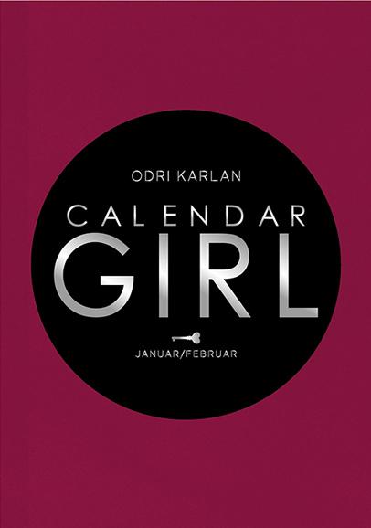 CALENDAR GIRL januar februar