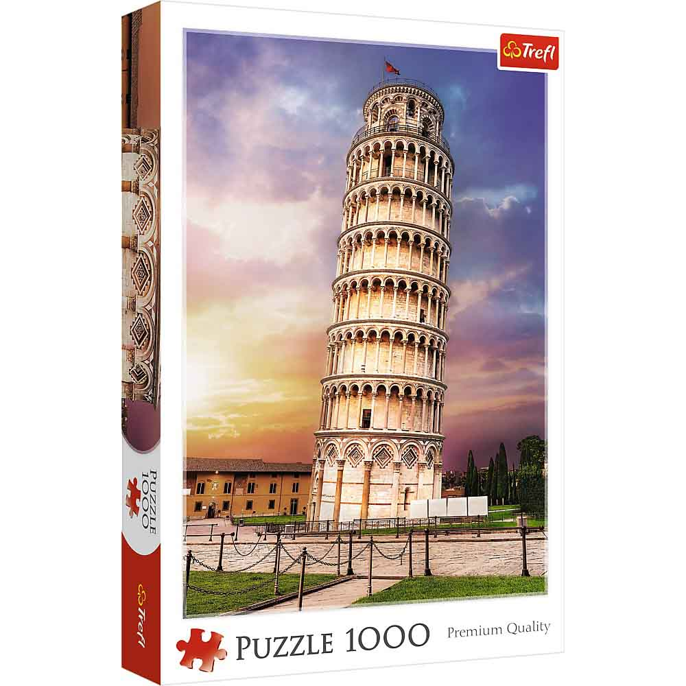 Puzzle PISA TOWER  1000 kom
