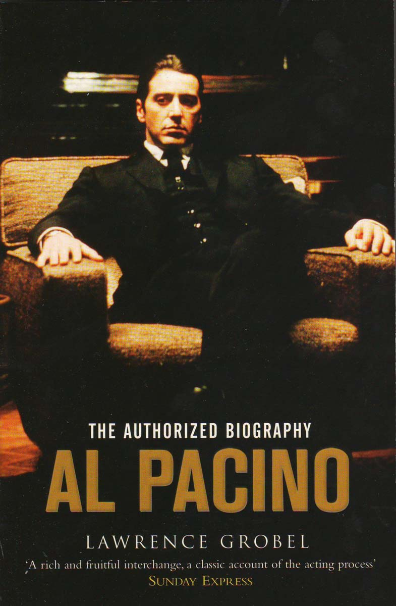 The authorised biography Al Pacino