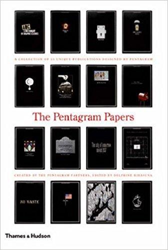 The Pentagram Papers: A Collection of 36 Unique Publications Designed by Pentagram