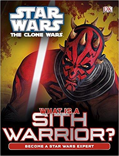 Star Wars Clone Wars What is a Sith Warrior?