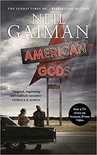AMERICAN GODS TV TIE IN