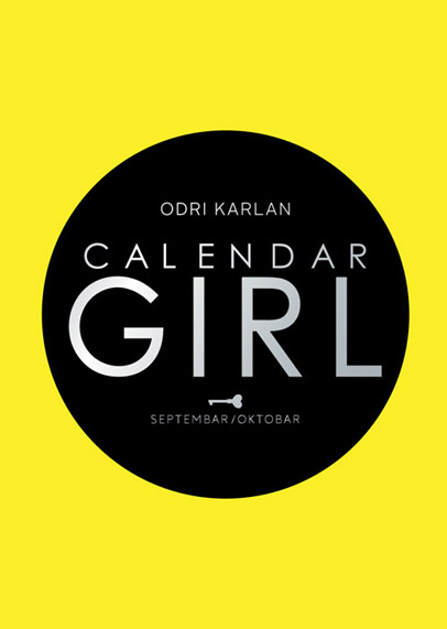 CALENDAR GIRL septembar oktobar