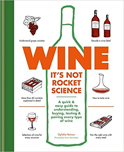 WINE ITS NOT ROCKET SCIENCE