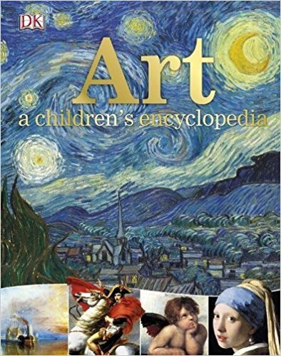 ART A CHILDREN ENCYCLOPEDIA