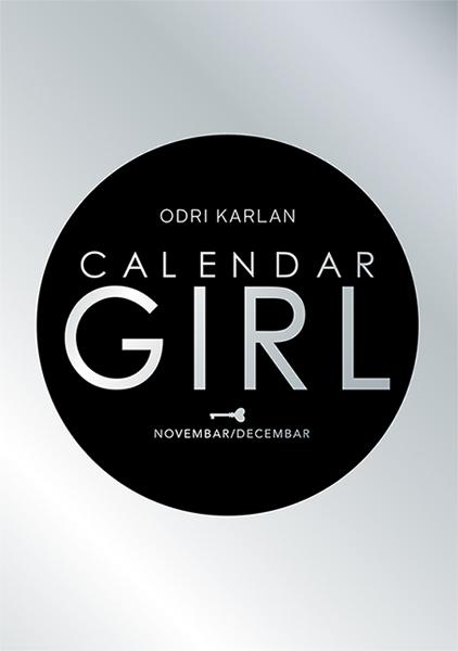 CALENDAR GIRL novembar decembar