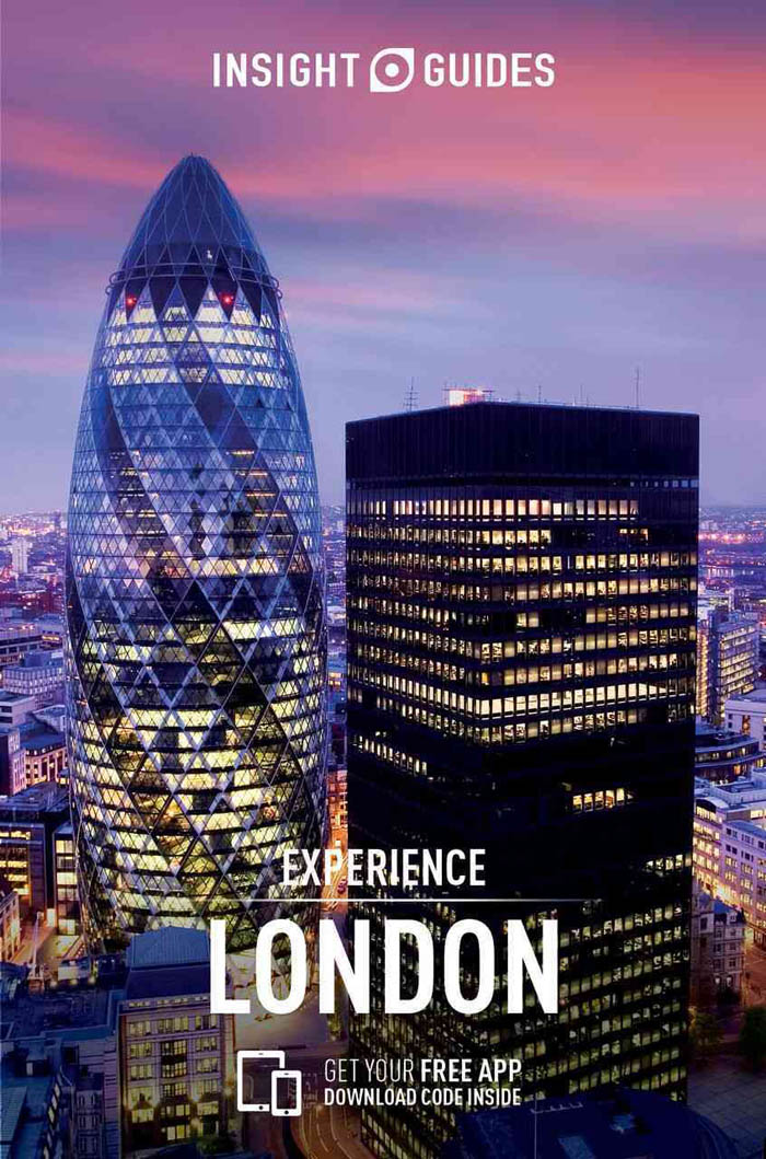 LONDON INSIGHT GUIDES EXPERIENCE