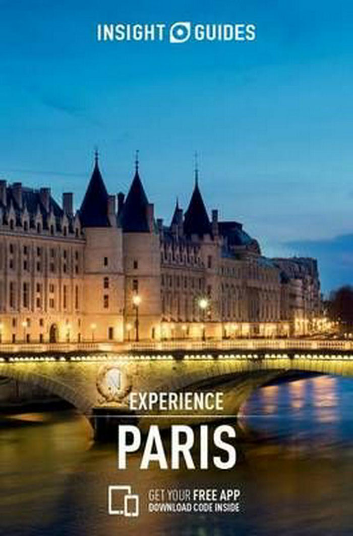 PARIS INSIGHT GUIDES EXPERIENCE