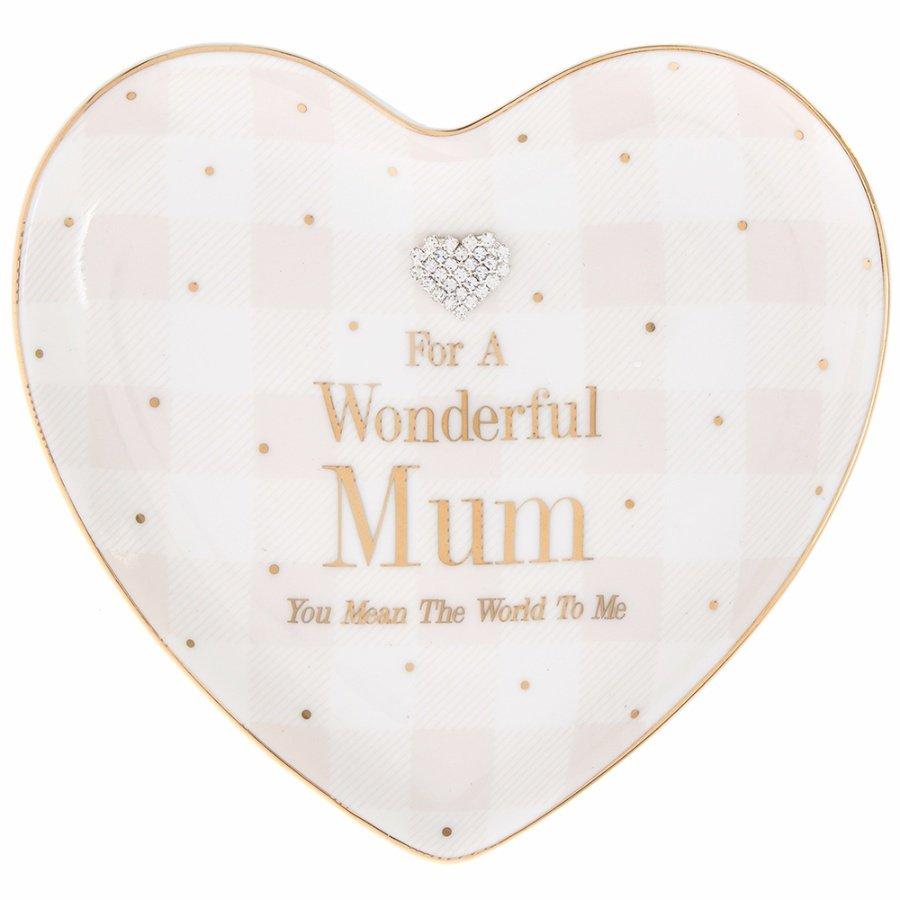 Činija za nakit MAD DOTS Wonderful Mum