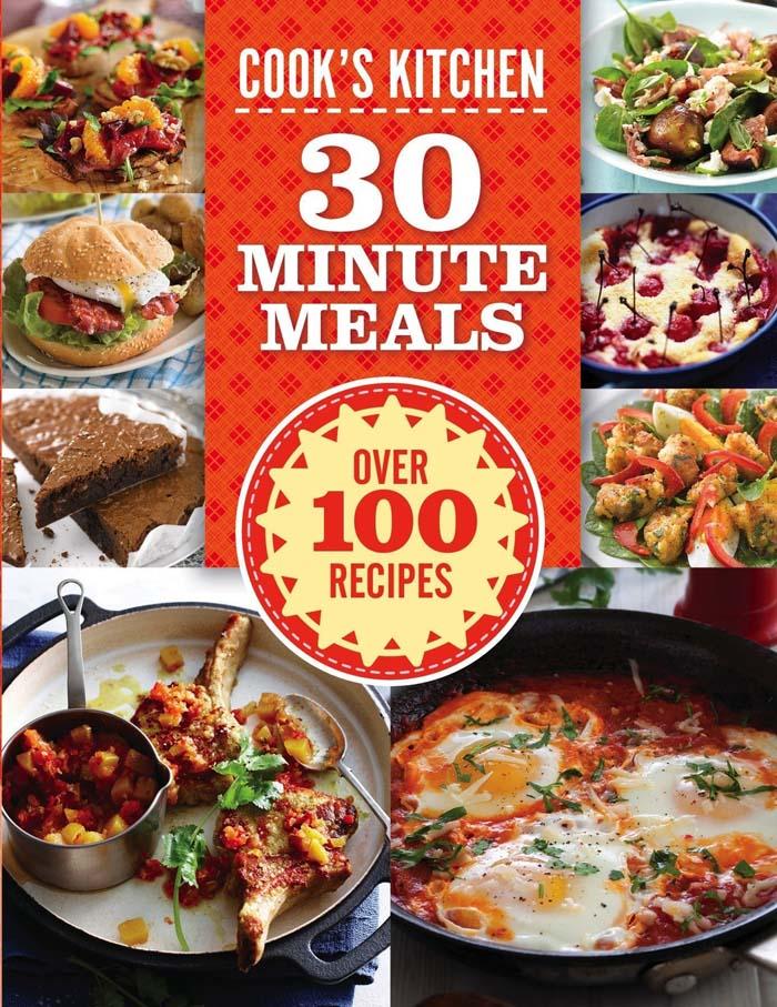 30 MINUTES MEALS