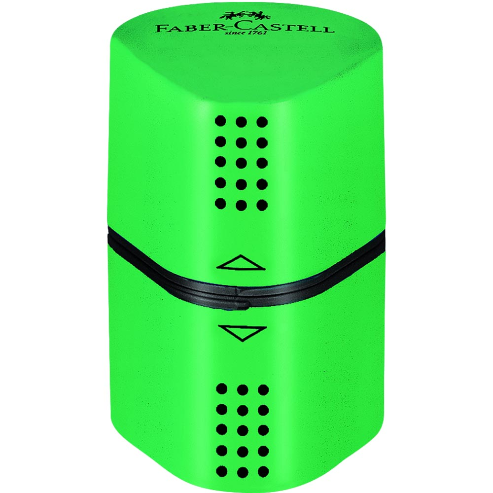 Rezač Faber Castell GRIIP svetlozeleni