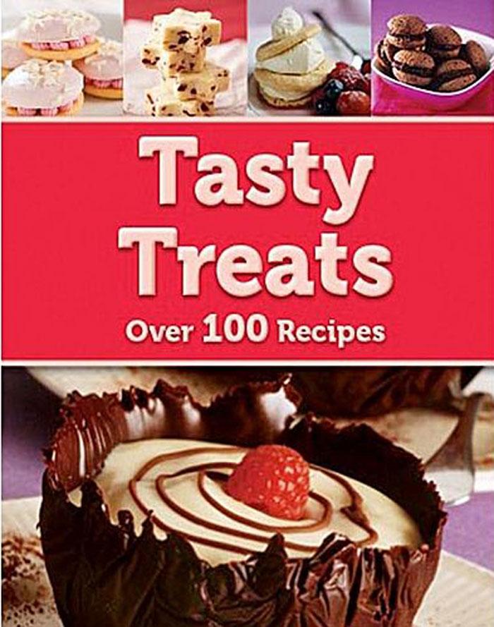 OVER 100 RECIPES TASTY TREATS