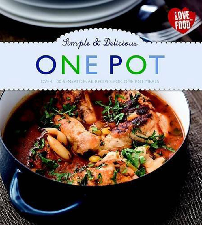 SIMPLE AND DELICIOUS ONE POT