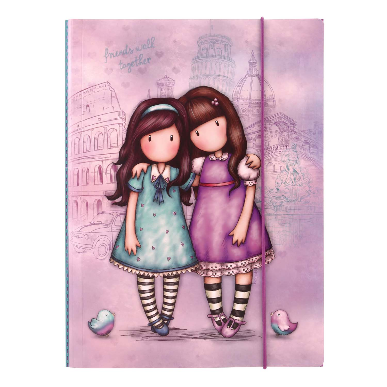 Fascikla GORJUSS CITYSCAPE Friends Walk Together