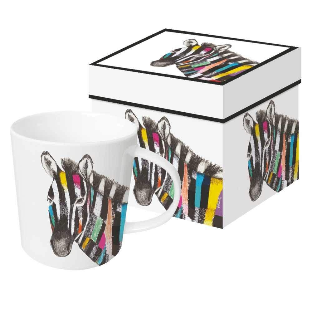 Šolja u poklon kutiji  REGALIA Zebra