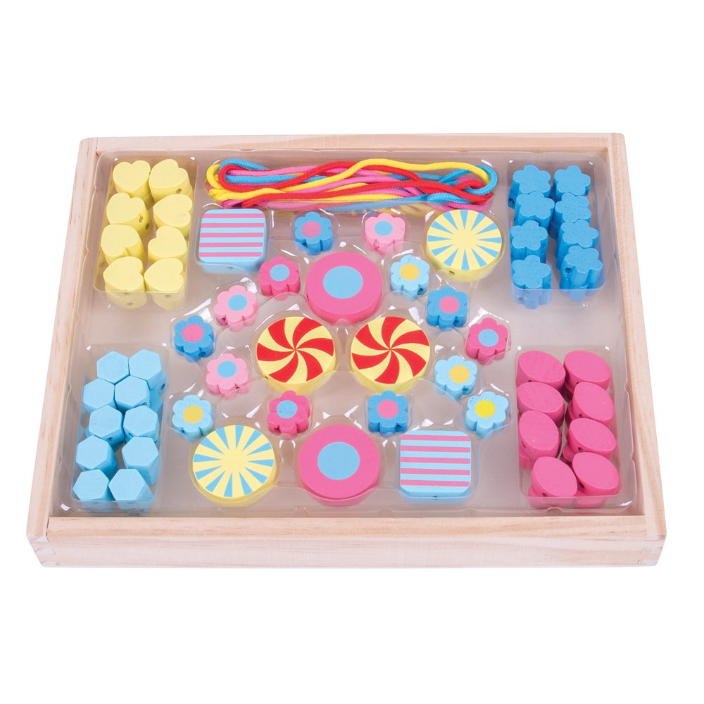 Kreativni Set BEAD BOX CANDY