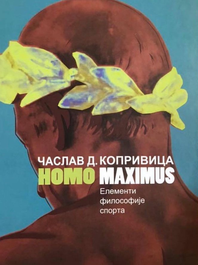 HOMO MAXIMUS Elementi filosofije sporta
