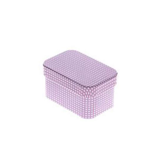 STAR S.P.A. Ukrasna mini kutija sa poklopcem