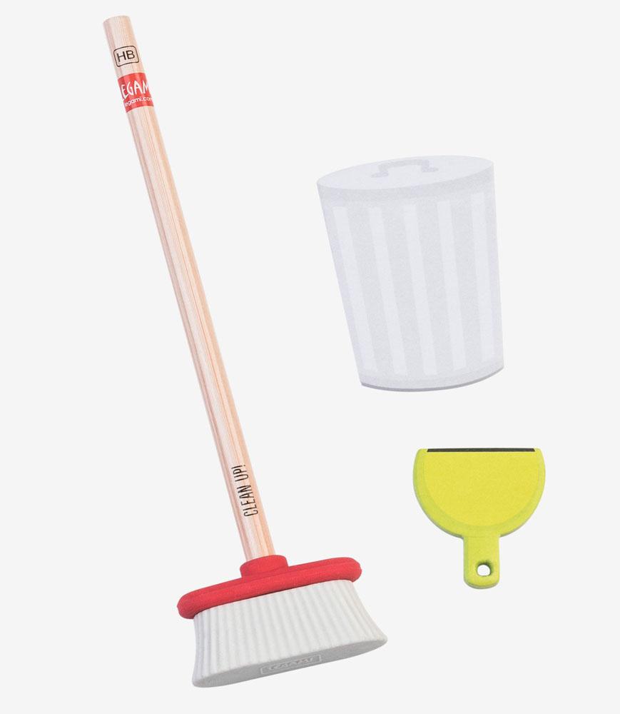 Školski set CLEAN UP!